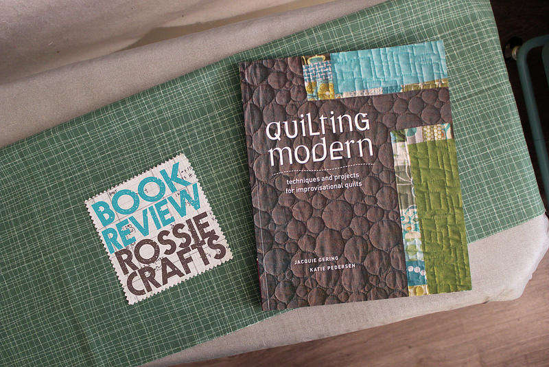 Book Review: Quilting Modern