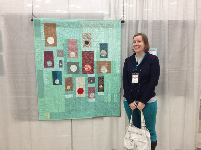 Retreat Report: Quilt Con 2013