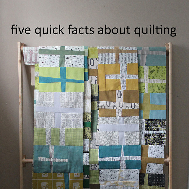Explaining Quilting to Non-Quilters - Rossie Crafts : quilt facts - Adamdwight.com
