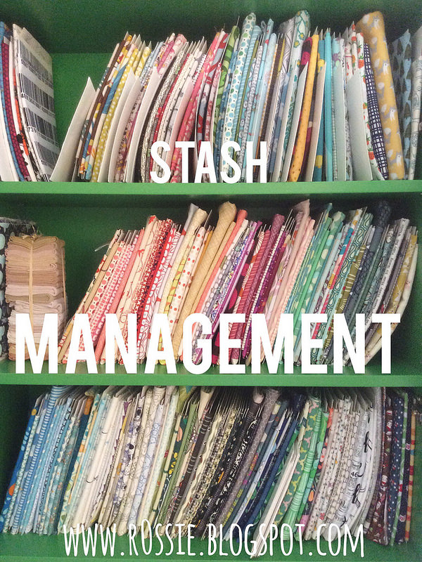 Stash Management