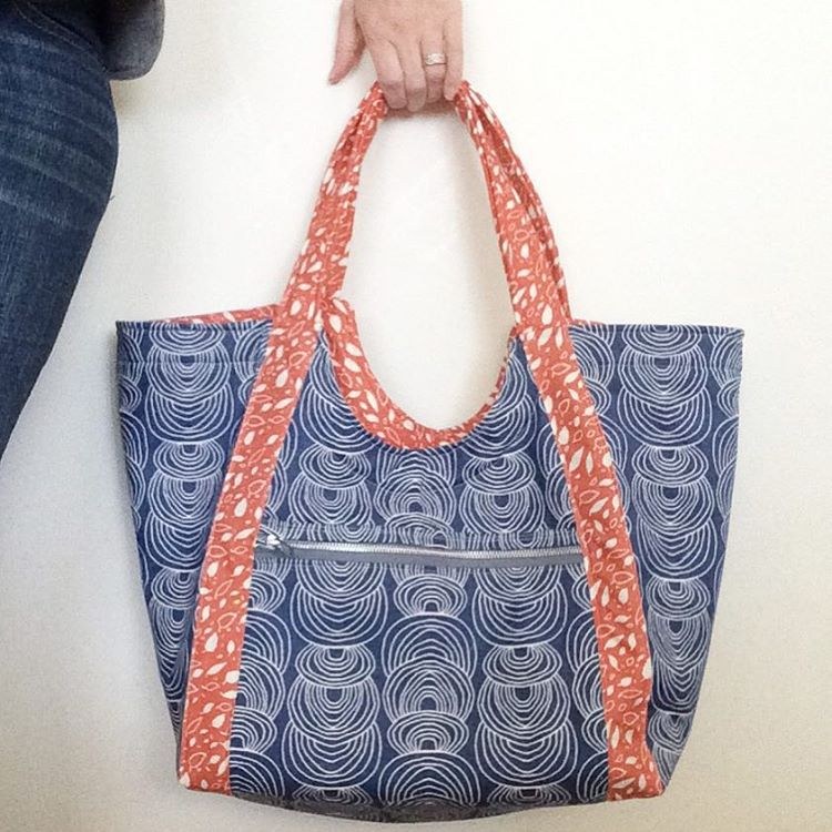 Poolside Tote For Kelly